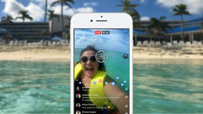 Transmissões ao vivo em 360° do Facebook estão disponíveis para todo mundo