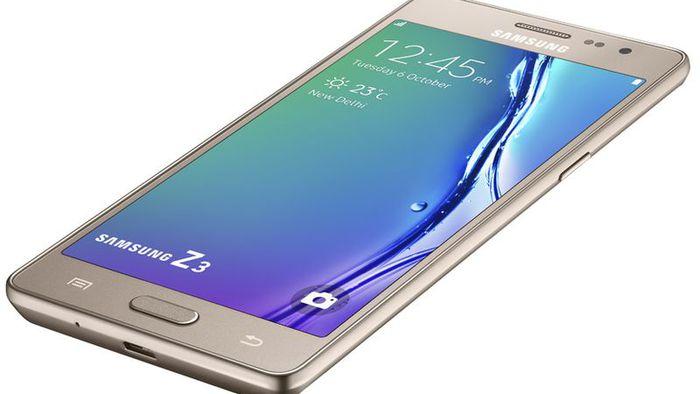 Samsung anuncia o Z3, segundo smartphone a usar o sistema operacional Tizen