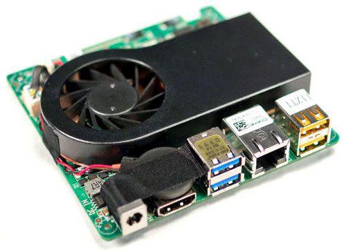 Placa mini-ITX Brazos