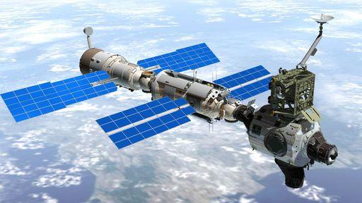 China vai exibir modelo em tamanho real de sua futura estação espacial