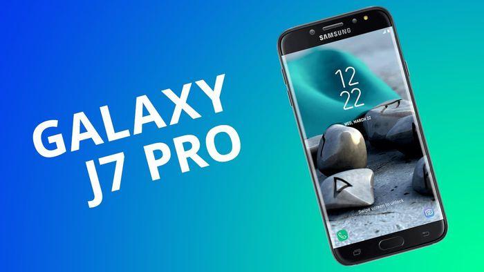 Samsung Galaxy J7 Pro  Análise   Review  - Vídeos - Canaltech 5304deb527
