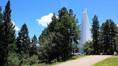 Observatório próximo a base Roswell é interditado sob circunstâncias misteriosas