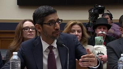 CEO da Google nega que algoritmo de busca tenha viés anti-conservador