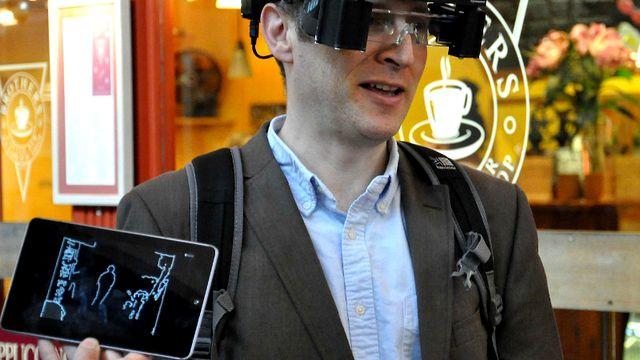 8d9e09274 Óculos inteligentes ajudam pessoas com deficiência visual a enxergar melhor  - Gadgets