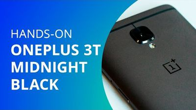 OnePlus 3T Midnight Black [Hands-on]