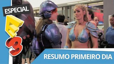 Google Glass, RIOT Games, e-sports no Brasil, arcade da Capcom [CT Entrevista | E3 2013]