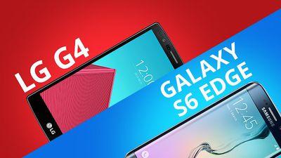 LG G4 ou Galaxy S6/S6 Edge? Comparamos os dois tops de linha do momento [Compara