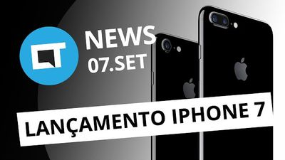 iPhone 7, 7 Plus e Apple Watch 2, novo PlayStation 4 e + [CT News]