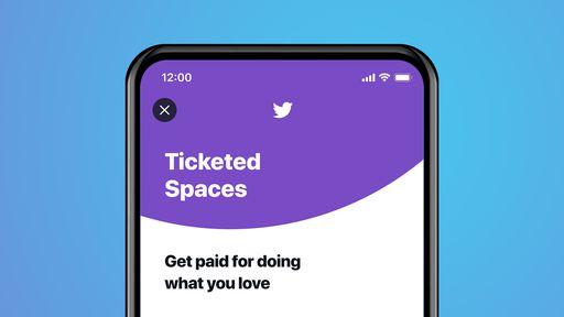 Twitter começa a testar cobrança de ingressos para sessões no Spaces