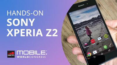 Xperia Z2, o novo top de linha da Sony [Hands-on | MWC 2014]