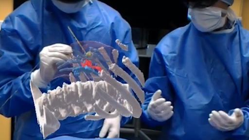 Você se submeteria a uma cirurgia com realidade aumentada? Isso já existe!