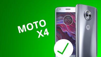 5 motivos para COMPRAR o Moto X4