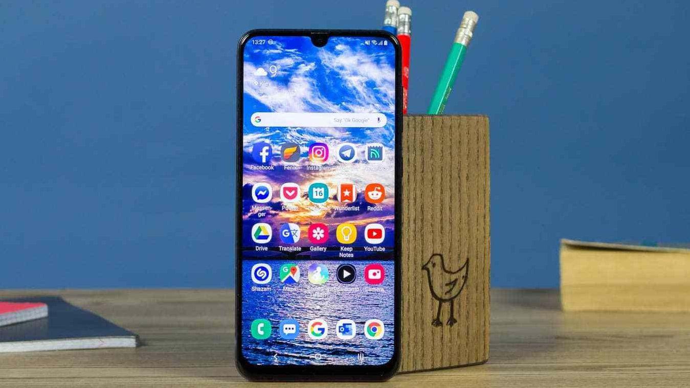 Galaxy A50 começa a receber atualização para o Android 11
