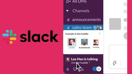 Com chat por áudio, Slack quer trazer de volta conversas casuais às empresas