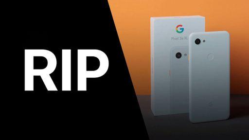 Pixel 3a e Pixel 3a XL são oficialmente descontinuados pela Google