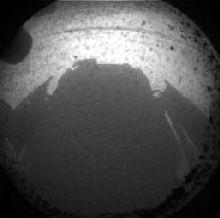 Foto da exploração Curiosity 04