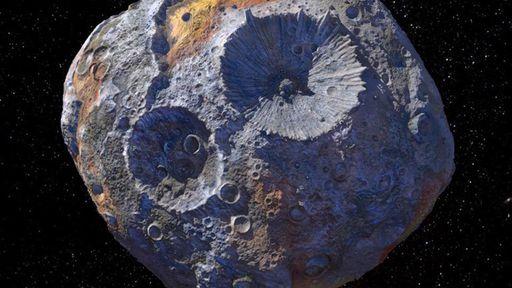 """Psique: planeta """"fracassado"""" do Sistema Solar vem sendo cada vez mais estudado"""