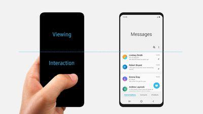 Samsung revela prévia do Galaxy S10 em seu site oficial mas retira imagens do ar