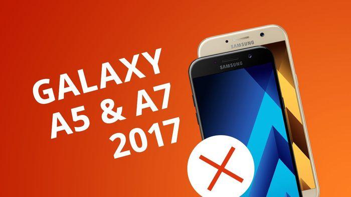 df14bcfa410c6 5 motivos para NÃO comprar os Galaxy A5 e A7 2017 - Vídeos - Canaltech