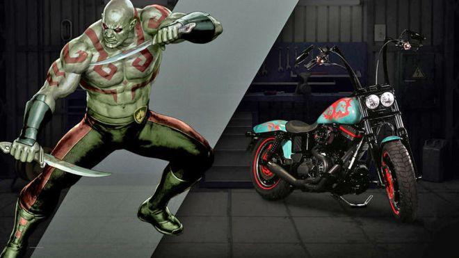 Super Hero Customs