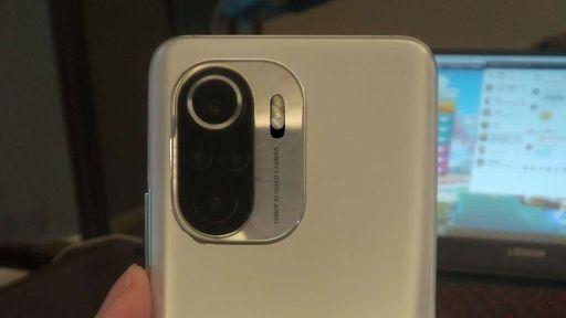 Redmi K40 surge em foto real e confirma câmera poderosa de 108 MP