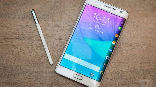 Samsung Galaxy Note Edge chegará ao Brasil em março