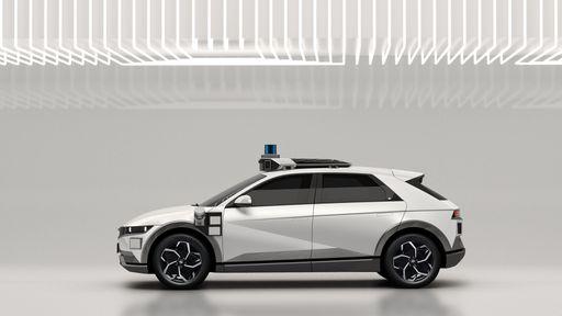 Táxi sem motorista? Robô-táxi da Hyundai poderá ser chamado por app em 2023