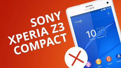 SONY XPERIA Z3 COMPACT: 5 motivos para você NÃO COMPRAR [5 Motivos]