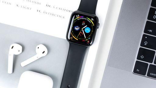 Como consultar o nível de bateria dos AirPods no Apple Watch