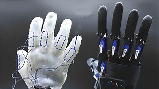 Peles eletrônicas suportarão frio de até -93 ºC graças a este novo material