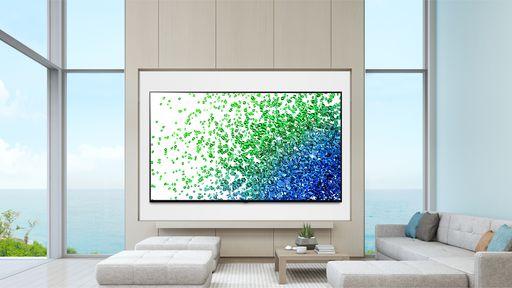 Nova linha LG NanoCell TV entrega 1 bilhão de cores puras em design mais fino