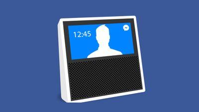 Facebook confirma que está desenvolvendo seu próprio speaker inteligente