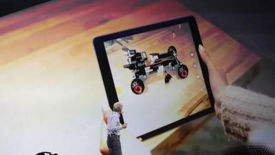 """Apple lança """"ARKit"""" para apps de realidade aumentada no iOS 11"""