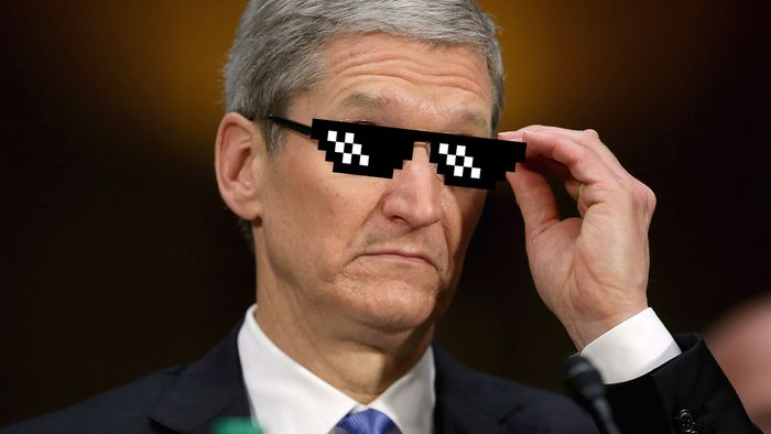 Tem Na Web - Em recorde de ações, Apple é avaliada em US$ 1,121 trilhão