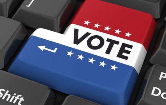 Facebook voto Estados Unidos
