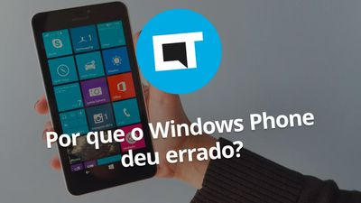 Por que o Windows Phone deu errado?
