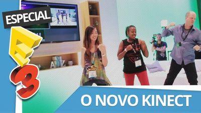 O que esperar do novo Kinect para o XBOX One! [CT Entrevista | E3 2013]