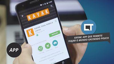 Kayak: viaje pelo mundo gastando o mínimo possível #DicaDeApp