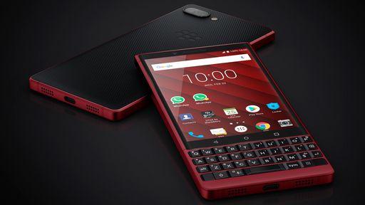 MWC 2019 | Teclado físico ainda vive no novo BlackBerry Key2