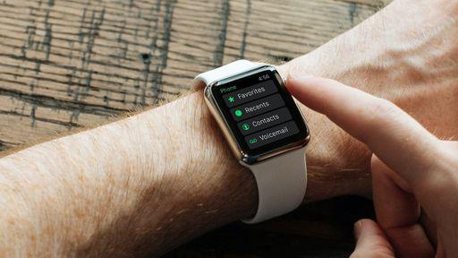 Como atender ou fazer ligações no Apple Watch