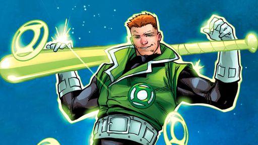 Ator de American Horror Story será Guy Gardner na série dos Lanternas Verdes