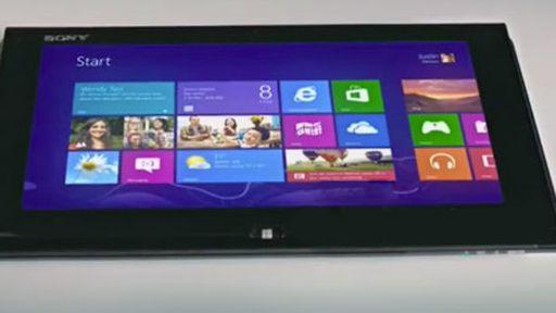 Site divulga imagens do novo equipamento híbrido da Sony equipado com Windows 8