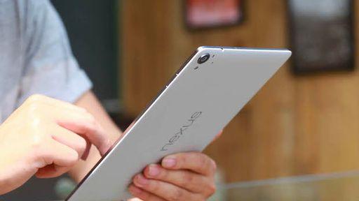Google inicia vendas do HTC Nexus 9 na Play Store