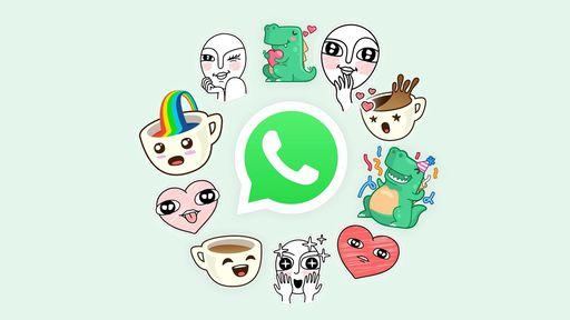 WhatsApp agora deixa você procurar figurinhasno Android e no iOS