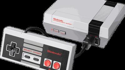 O novo mini NES é tão poderoso quanto um PS3
