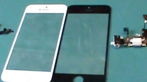 Vídeo compara componentes do iPhone 5 com os do atual iPhone 4S