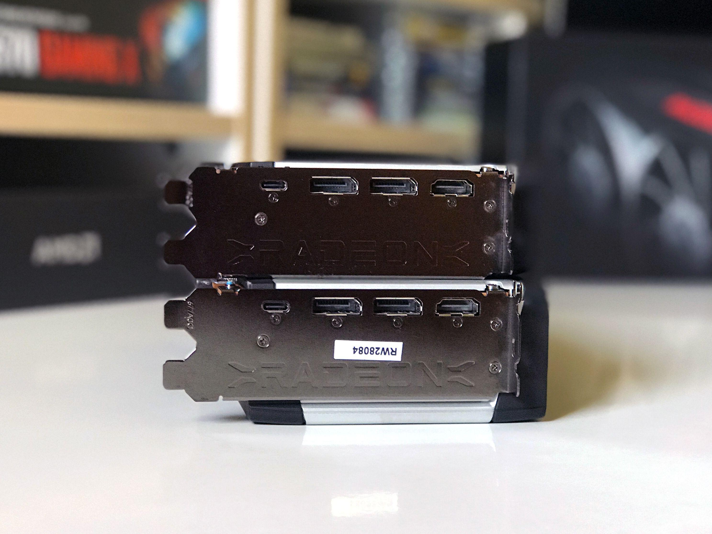 Conectividade das Radeon RX 6000: modelos vêm com duas Display Ports, uma porta HDMI 2.1 e uma USB-C
