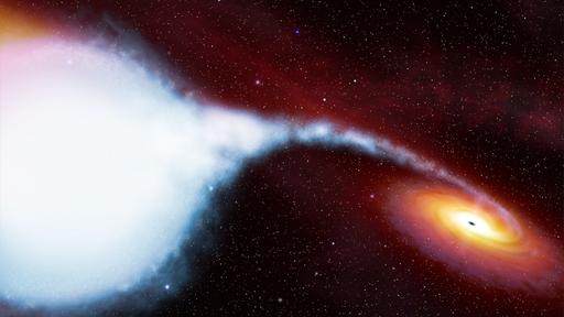 Novas medidas deste buraco negro podem levar astrônomos a repensar sua origem