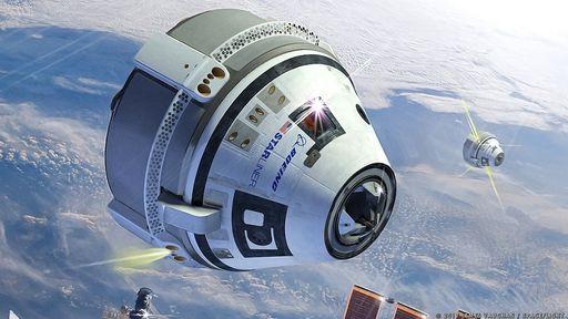 Novo teste de voo da nave Starliner com destino à ISS acontece em março de 2021
