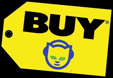 Napster na Best Buy